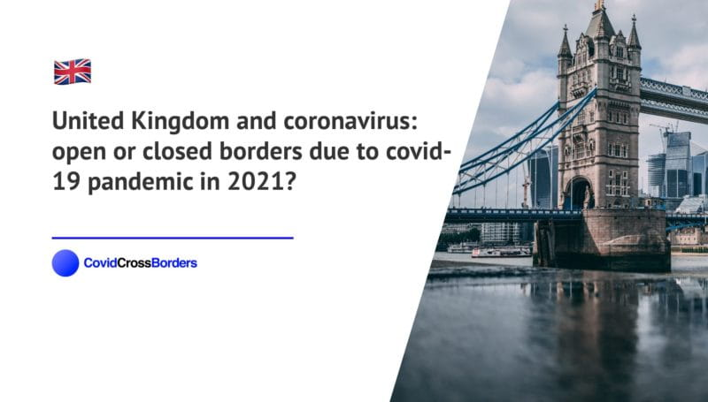 When will Sweden open its borders to United Kingdom and  during coronavirus (COVID-19) pandemic in 2021?